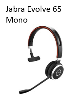 Image of Jabra Evolve 65 Mono headset