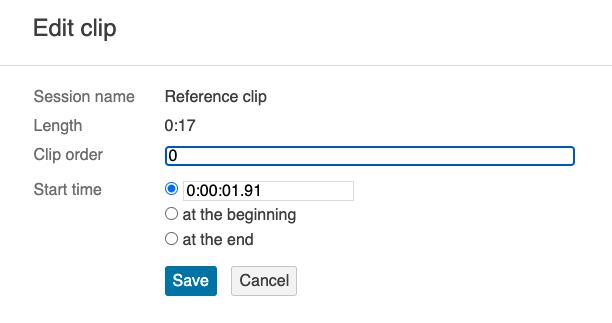edit clip contents